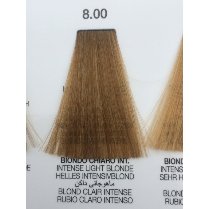 Nu00b08.00 blond clair naturel intense Color Glamour 120ml - coiffure-et-formation.fr