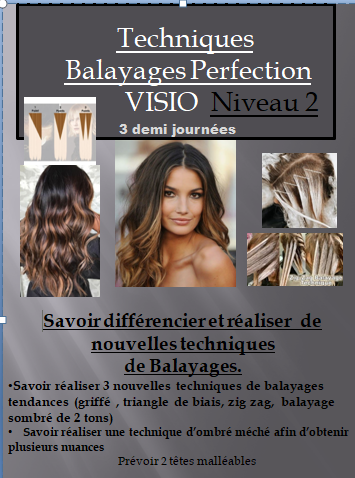 Balayage Perfection Niveau 2