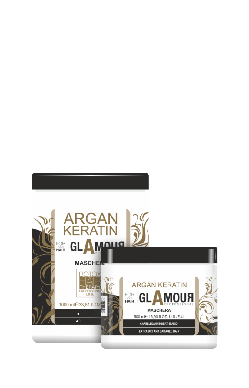 Masque Argan Kératin 500 ml
