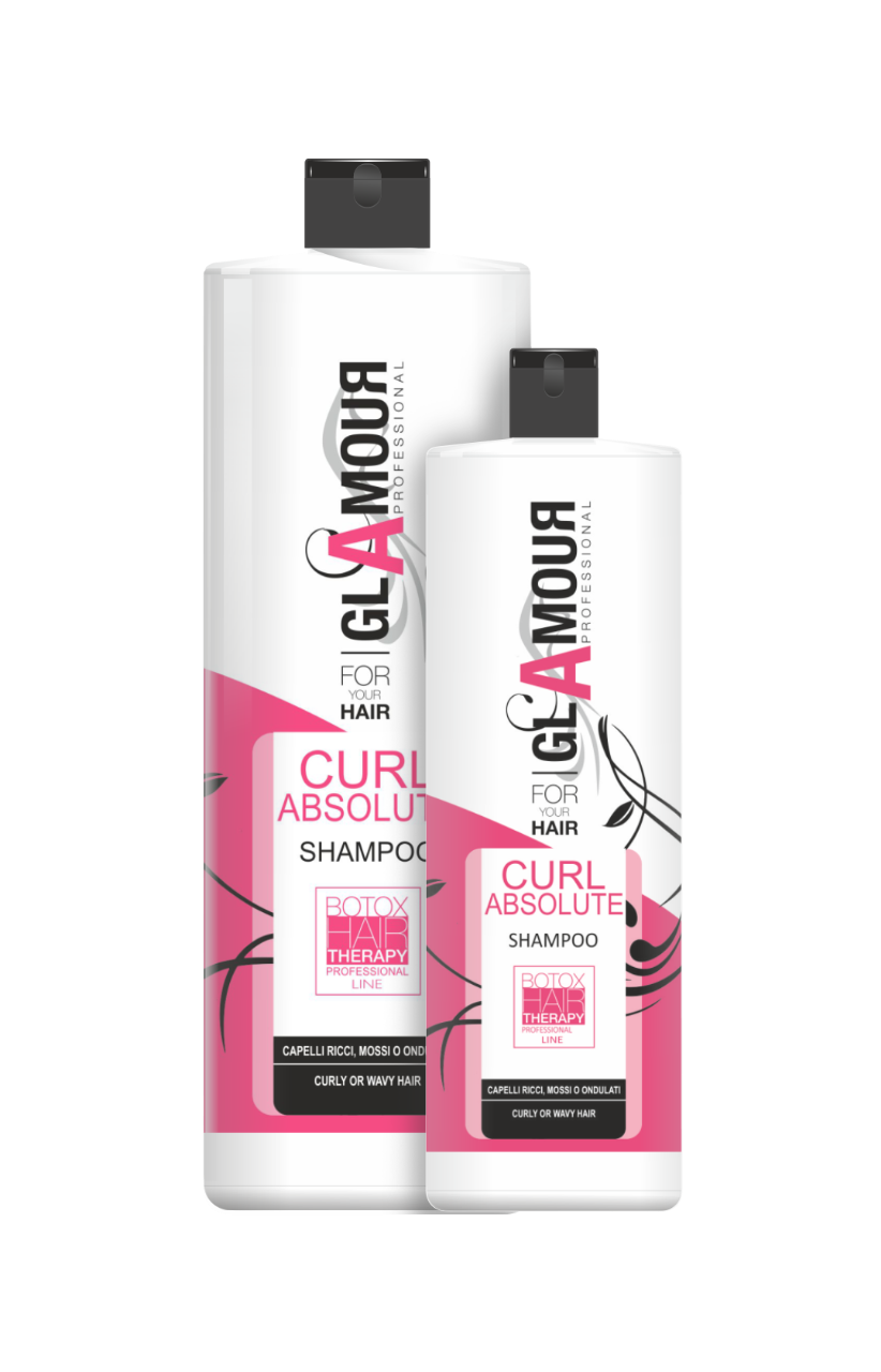 Shampoing Curl Absolute 500 ml